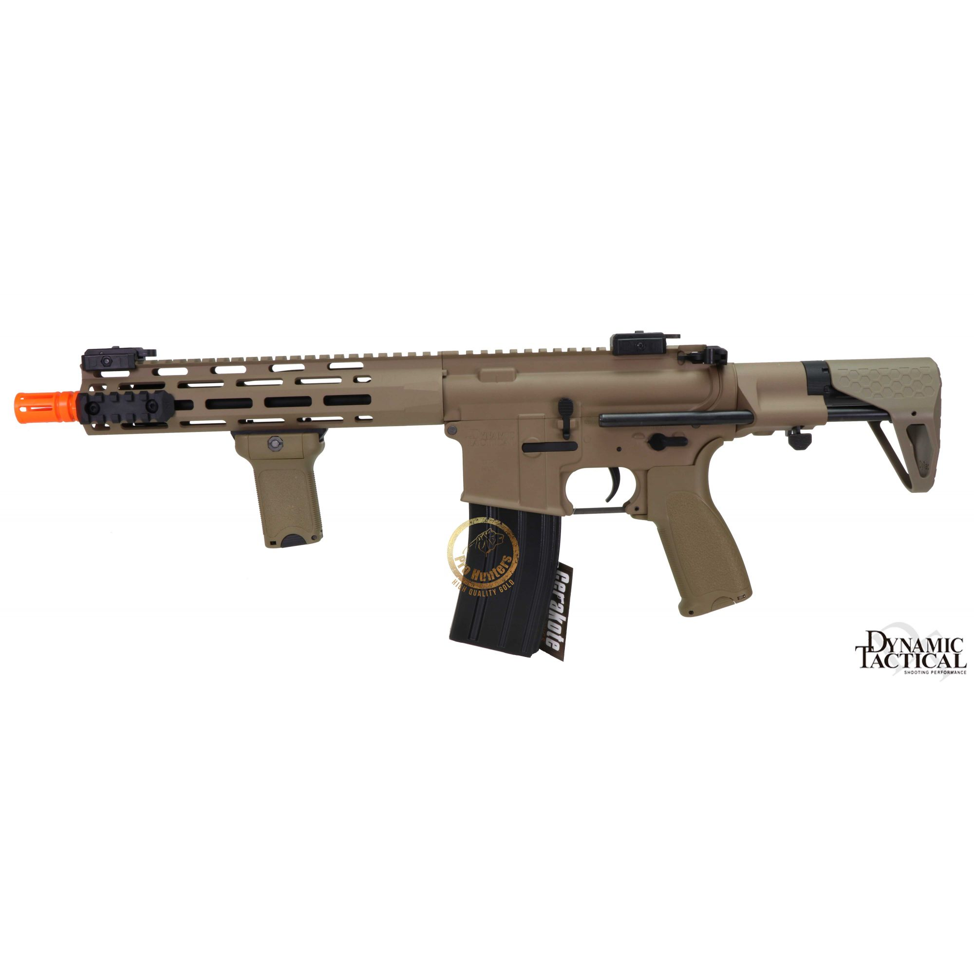 Rifle Airsoft Dytac EVO Standard M4 SBR Type A - Magpul Dark Earth