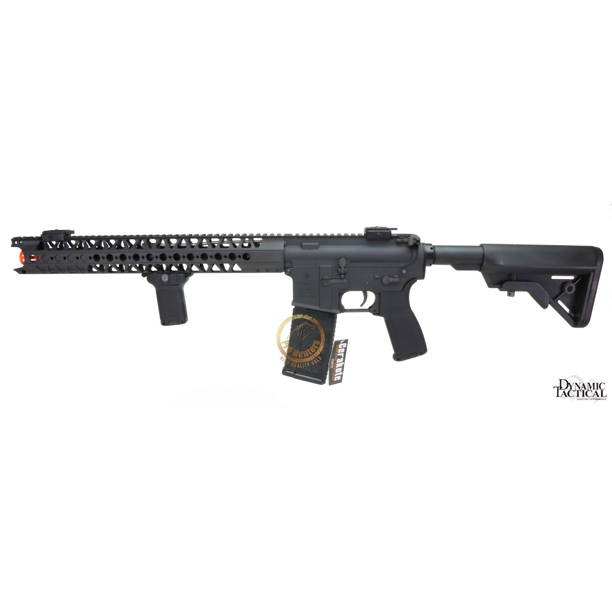 Rifle Airsoft Dytac LA M4 Carbine - Black
