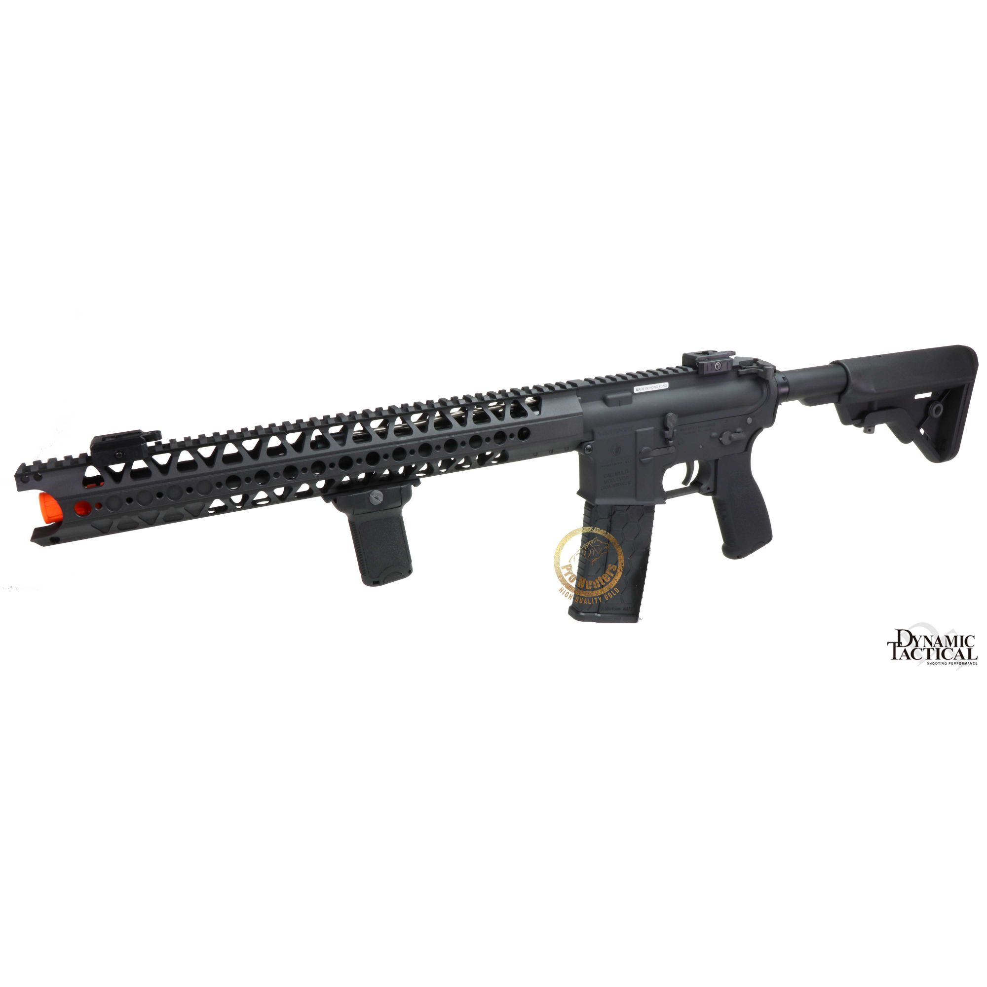 Rifle Airsoft Dytac LA M4 Carbine - Black