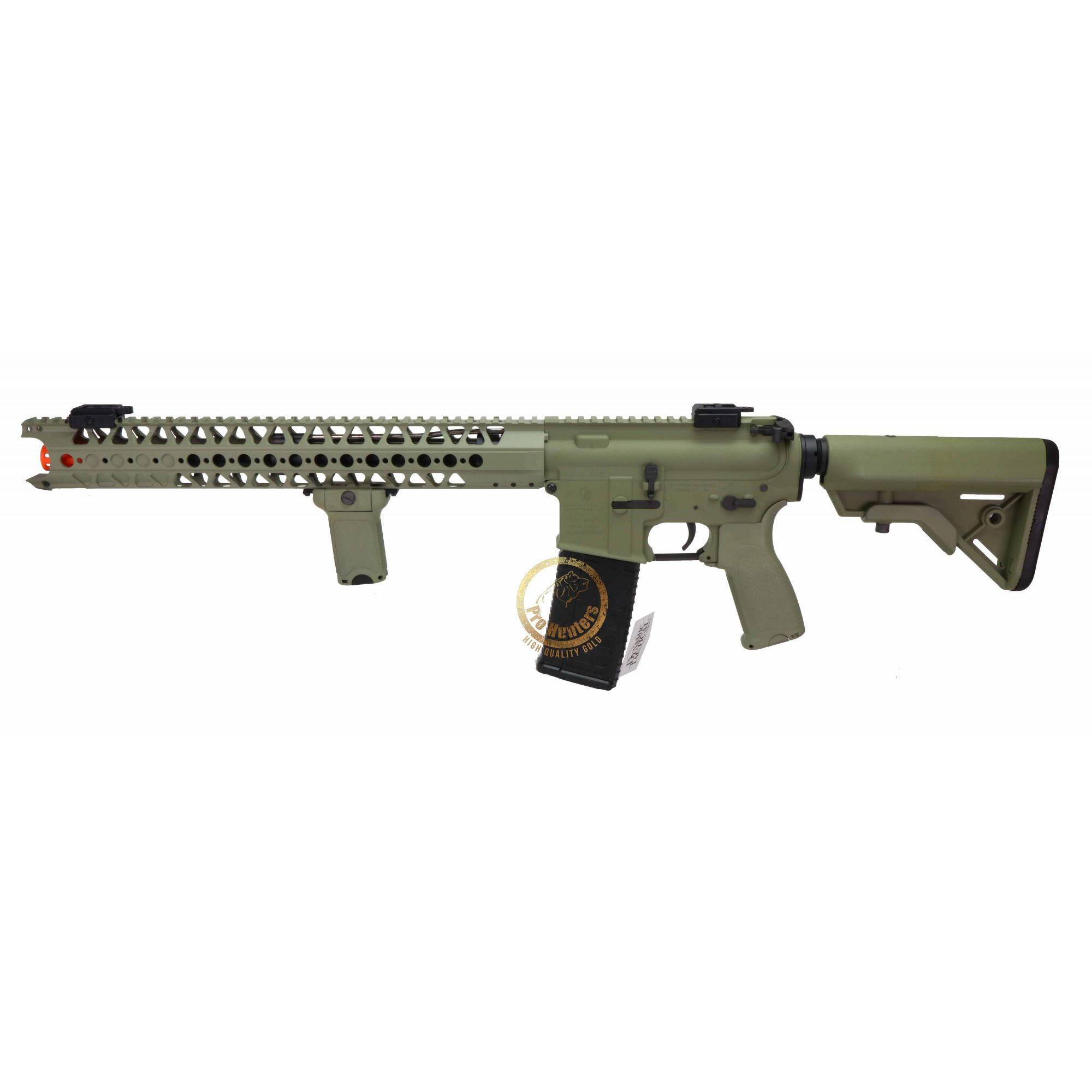 Rifle Airsoft Dytac LA M4 Carbine - Warsport Foliage