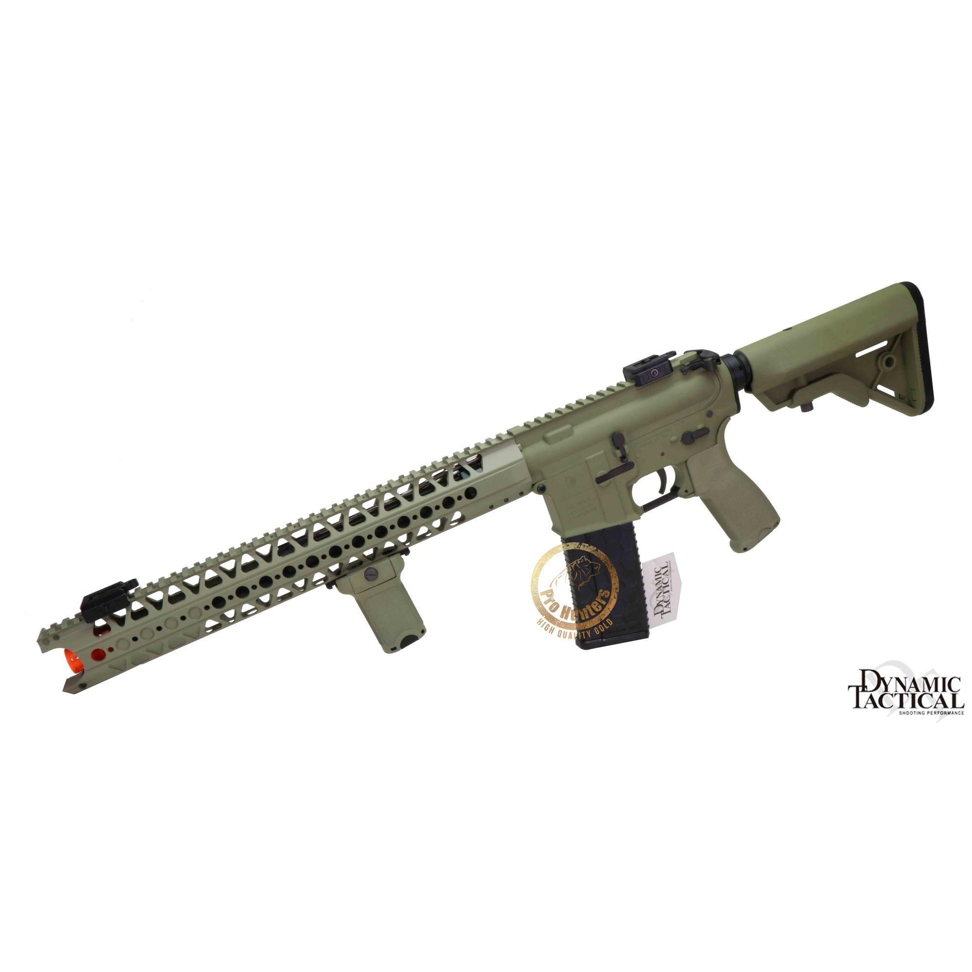 Rifle Airsoft Dytac LA M4 Carbine - Warsport Foliage