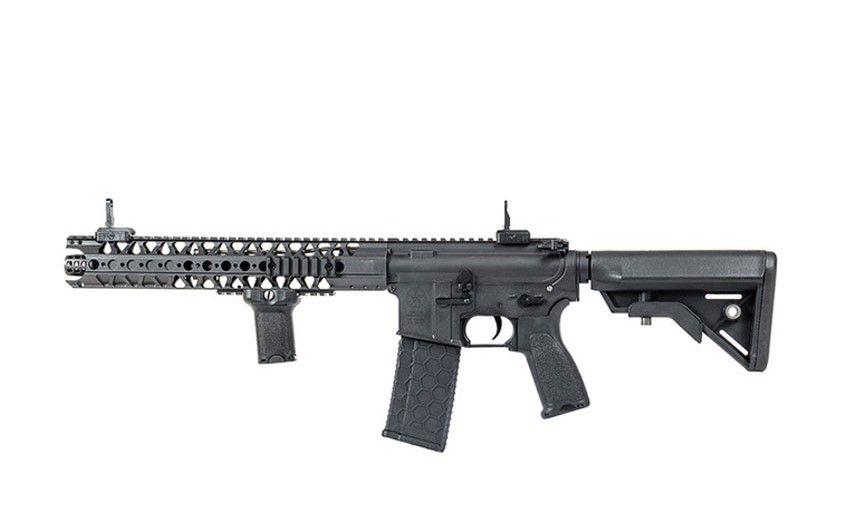 Rifle Airsoft Dytac LA M4 SBR - Black