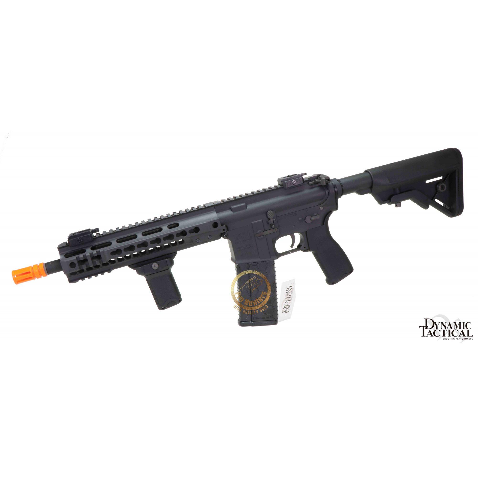 Rifle Airsoft Dytac MK4 SMR 10.5 Pol  - Black