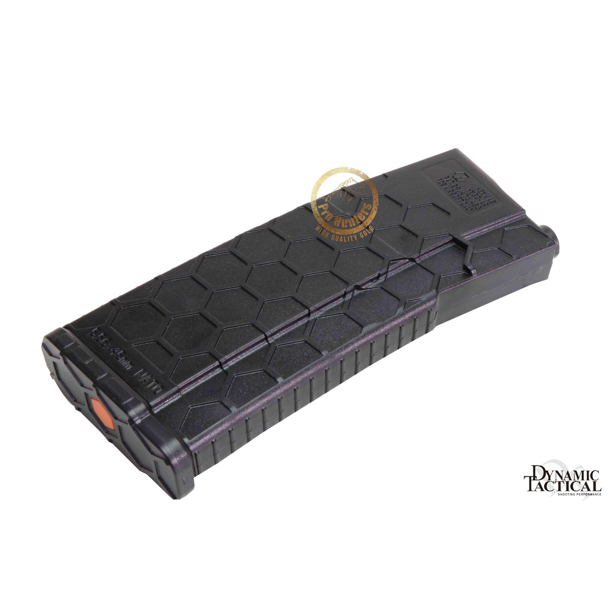 Rifle Airsoft Dytac MK4 SMR 10.5 Pol  - Black - FRETE GRÁTIS