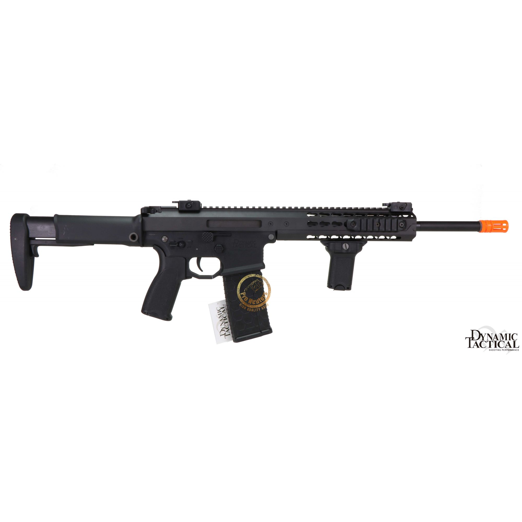 Rifle Airsoft Dytac Warlord Carbine Type A - Black