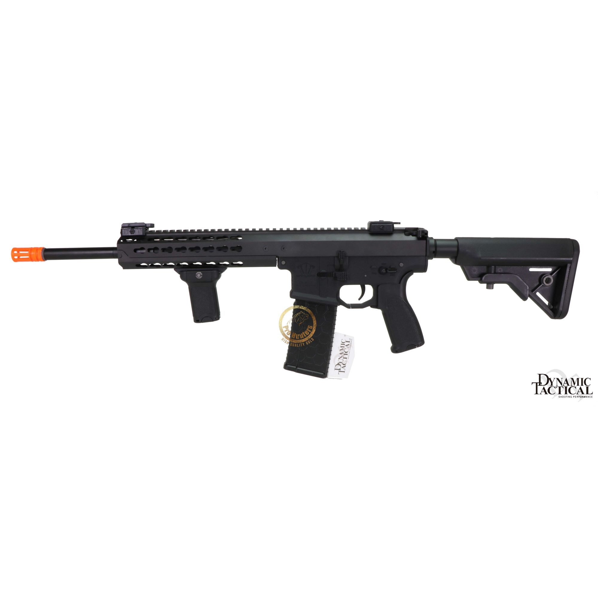 Rifle Airsoft Dytac Warlord Carbine Type B - Black