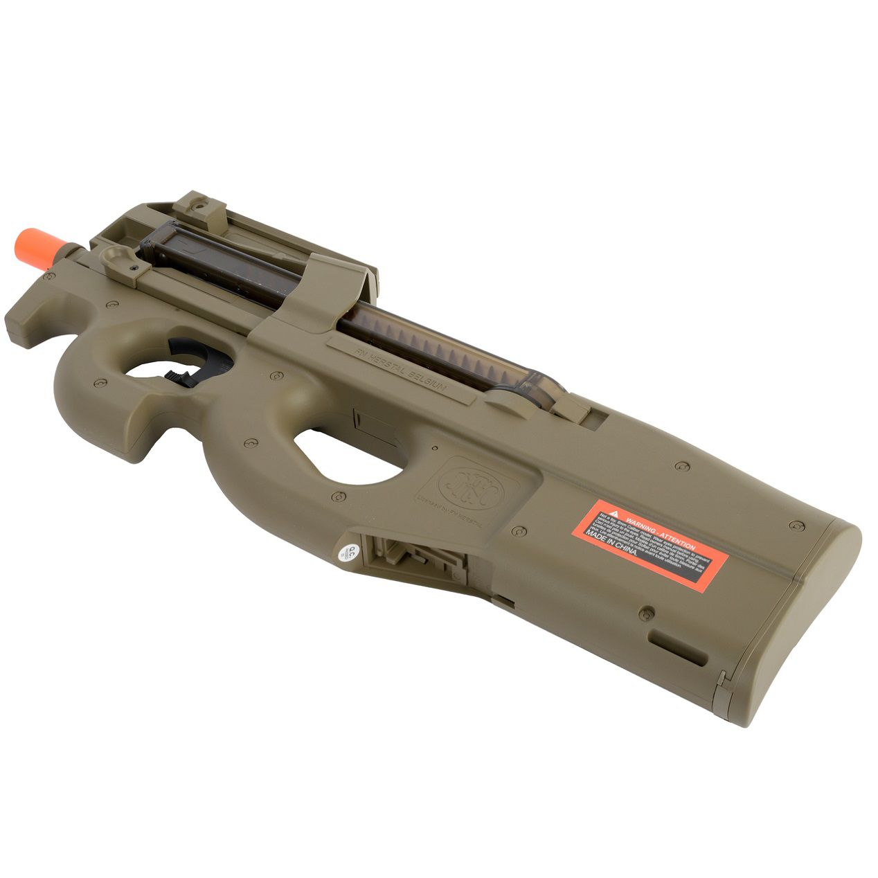 Rifle Airsoft FN P90 Cybergun FN Herstal - FRETE GRÁTIS