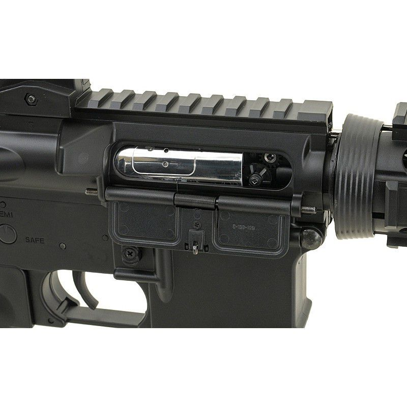 Rifle Airsoft M4 Cyma Keymod CM506 - Black