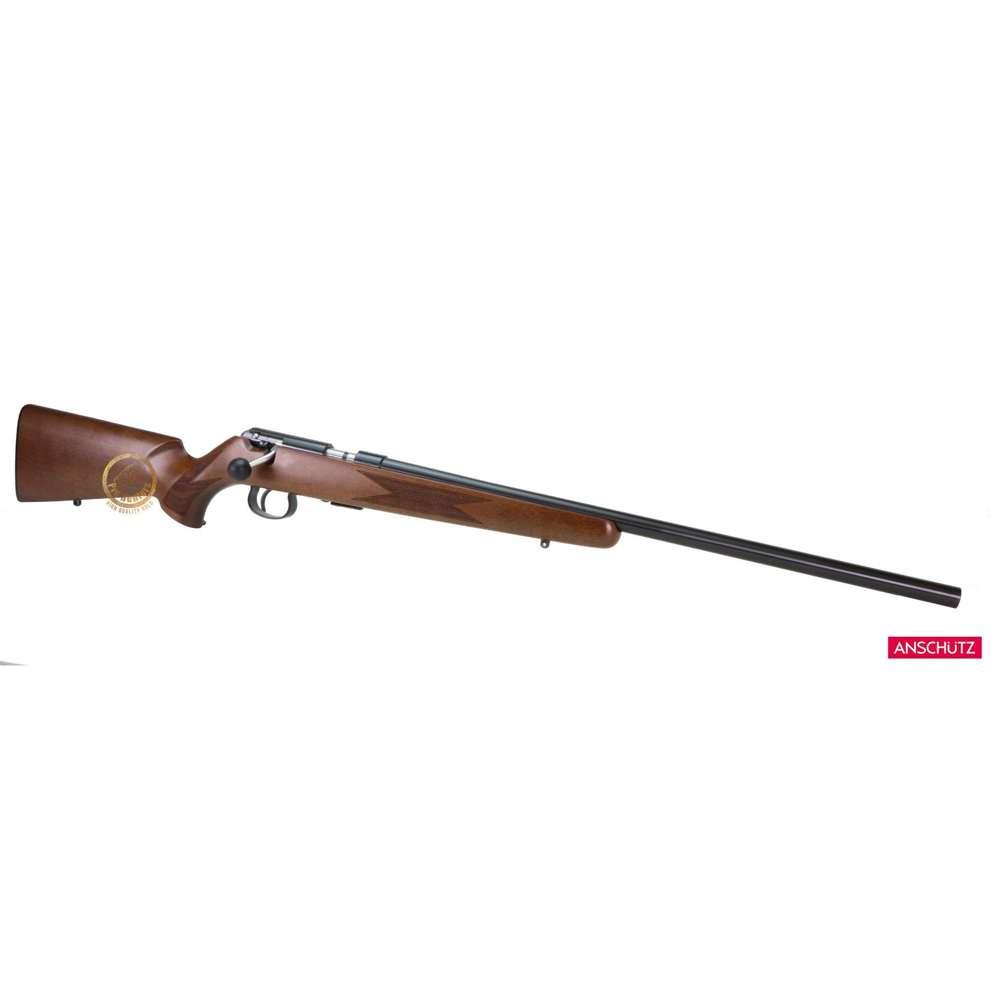 Rifle Anschutz 1416 D Walnut Classic - Cano 23