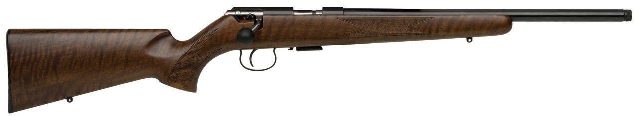 Rifle Anschutz 1517 D HB G Walnut Classic - Cano 18