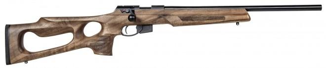 Rifle Anschutz 1761 D HB Thumbhole Stock, 20 Polegadas - .22LR