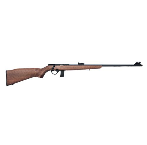 """Rifle CBC 8122 Bolt Action 23"""" Oxidado Madeira"""