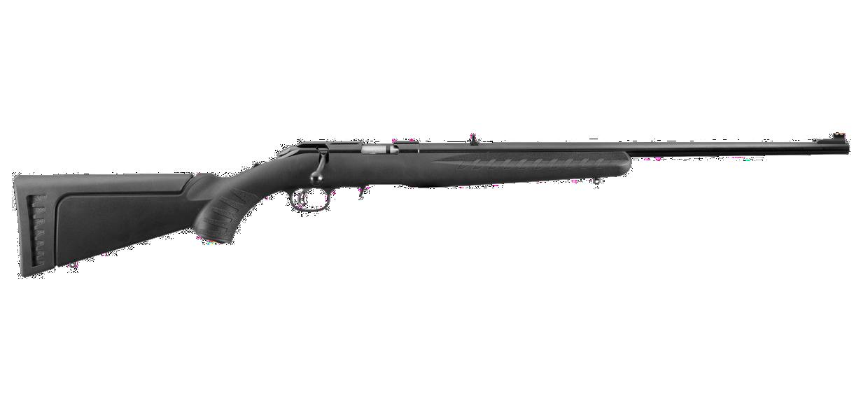 PRÉ-VENDA Rifle Ruger American - Cal 17HMR - Oxidado Polímero