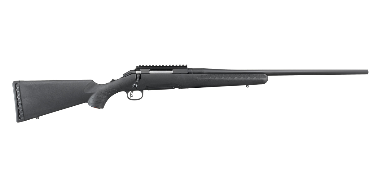PRÉ-VENDA Rifle Ruger American Standard - 308 win - Synthetic