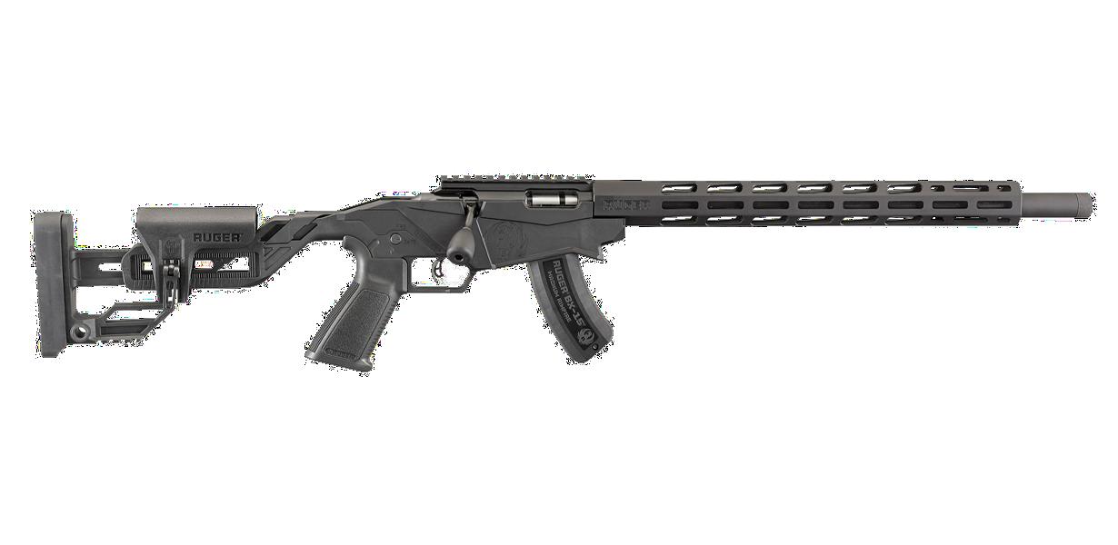 PRÉ-VENDA Rifle Ruger Precision Rimfire - 17 HMR - Black