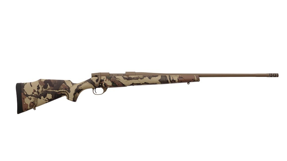Rifle Weatherby Vanguard First Lite