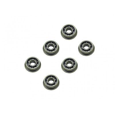 Rolamentos 8mm para gearbox V2 e V3 - Dytac