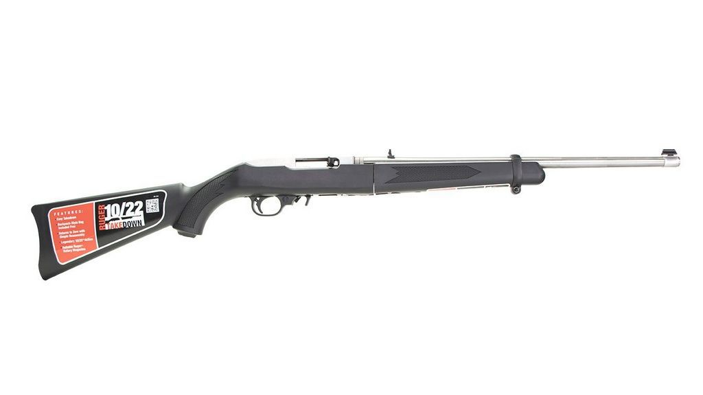 Rifle Ruger Takedown .22LR