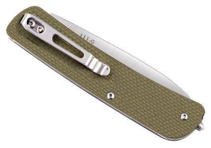 Ruike Knife - L11 - Canivete Para Uso Diário - Green