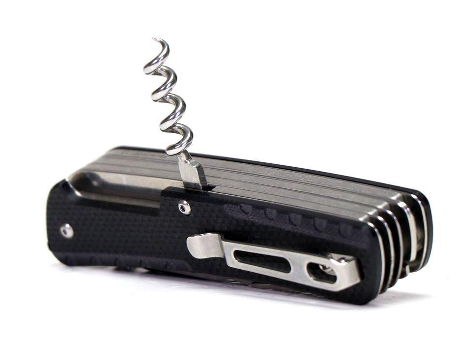 Ruike Knife - LD41 - Canivete Multifuncional - Black