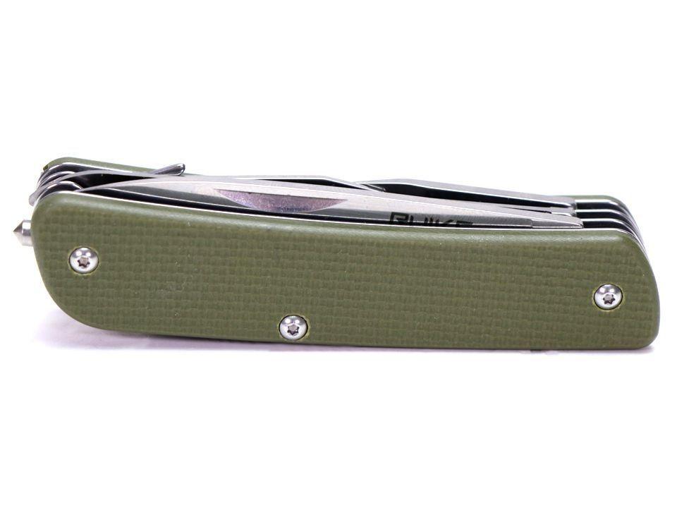 Ruike Knife - M32 - Canivete Multifuncional  - Green