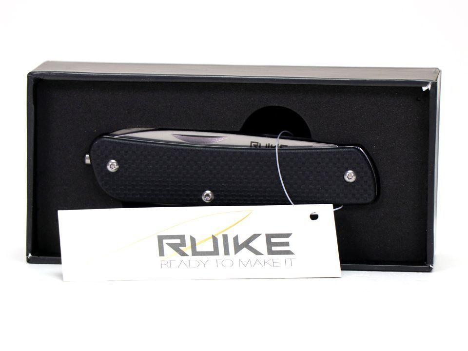 Ruike Knife - M41 - Canivete Multifuncional  - Black