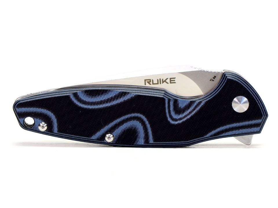 Ruike Knife - P105 - Canivete Profissional  - Black&Grey