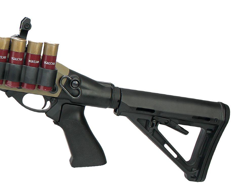 Shotgun Airsoft a Gás Full Metal Velites G-VI Secutor  - Tan