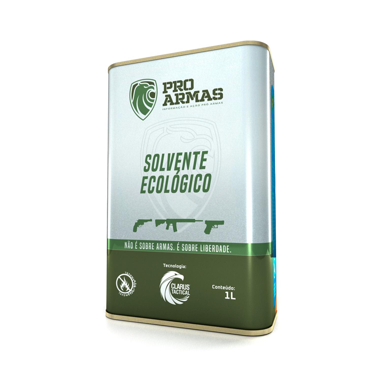 Solvente Ecológico 1L Clarus Tactical
