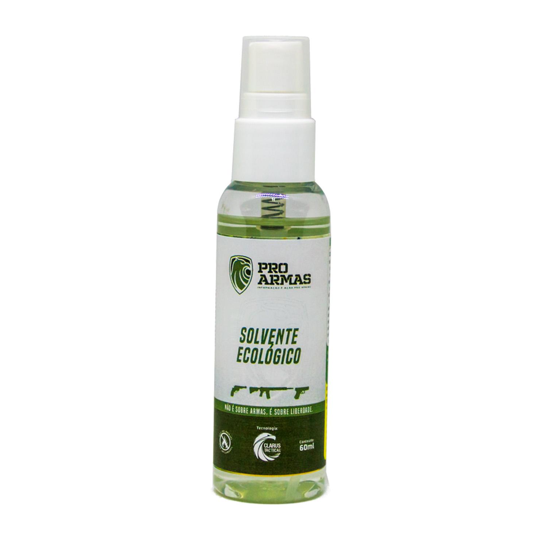 Solvente Ecológico 60ml Clarus Tactical