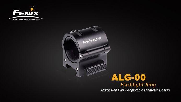 Suporte De Lanterna Para Arma Fenix ALG00 Com Gun Mount