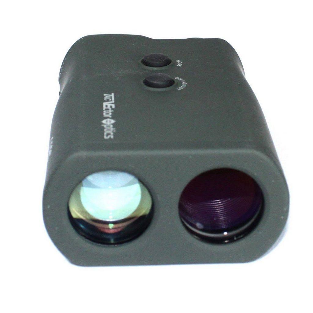 Trena Eletrônica (Range Finder), Magnificação 8x, Objetiva De 30mm - Modelo Aurora