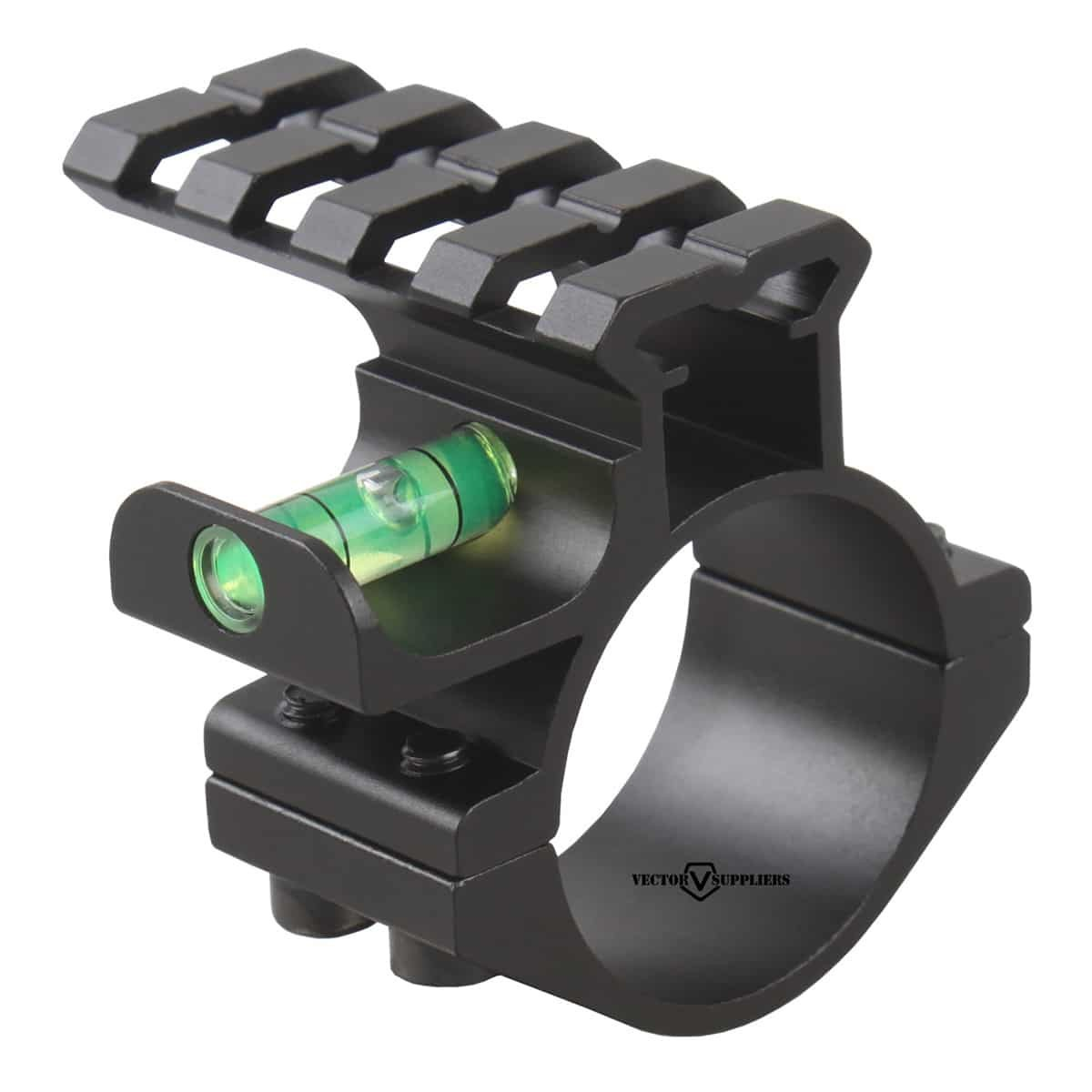Suporte ACD Vector Optics 30mm com trilho e nível