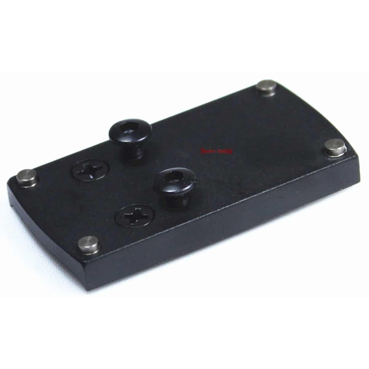 Base de montagem para Red Dot pistola GLOCK