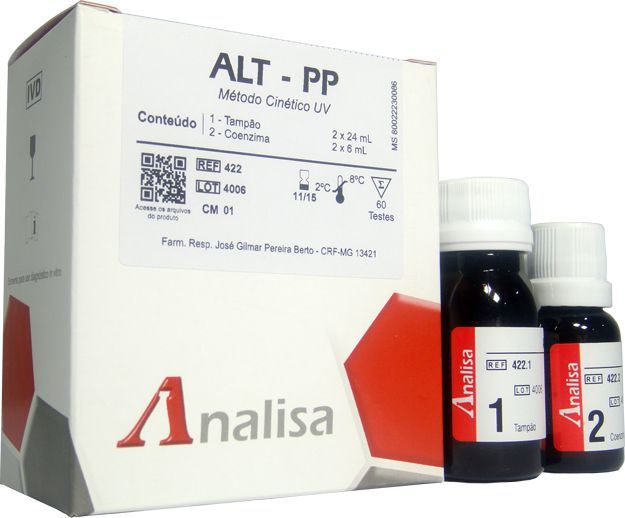 ALT / TGP 120ML GOLD ANALISA