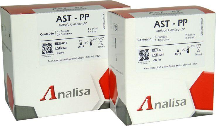 AST - PP CAT 421E - 4 x 30 mL