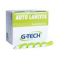 AUTO LANCETA 28G C/100UN