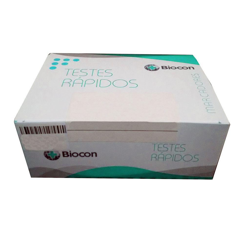 BETA HCG 100 TESTES - BIOCON