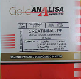 CREATININA - PP CAT435 - 300ML