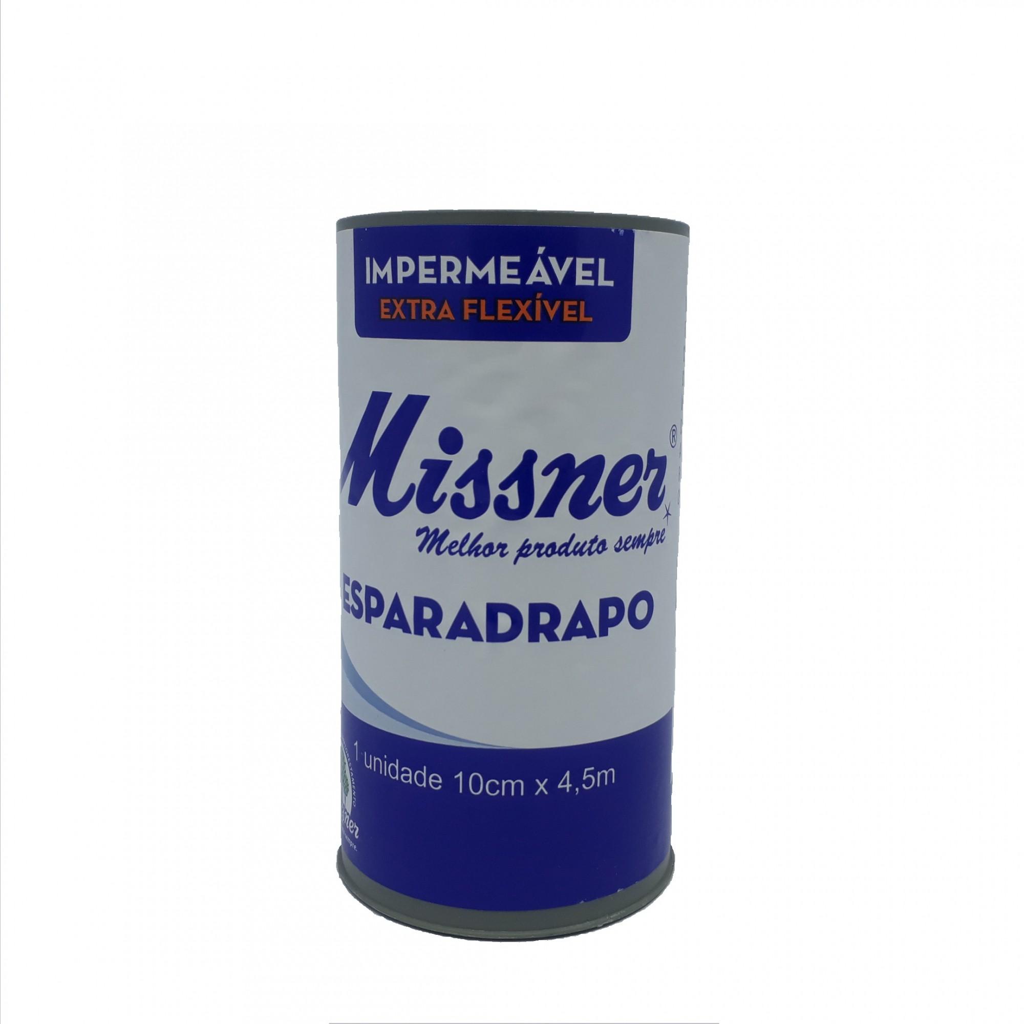 ESPARADRAPO IMP. 10 CM X 4,5MT