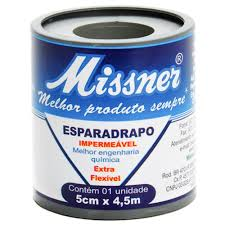ESPARADRAPO IMP. 5 CM X 4,5MT