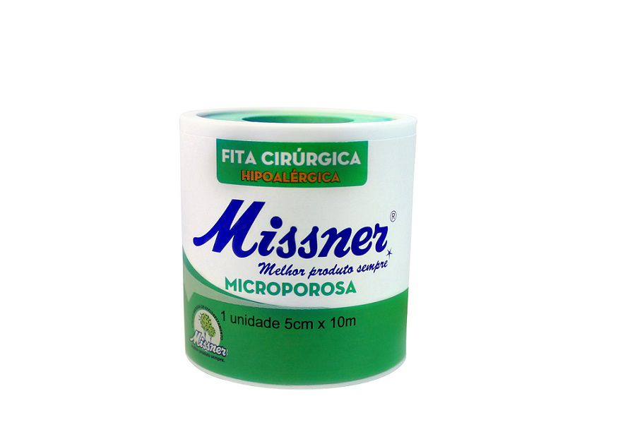 ESPARADRAPO MICROPOROSO 5 CM X 4,5MT