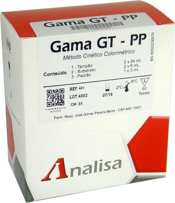 GAMA GT - PP 60ML GOLD ANALISA cod 461