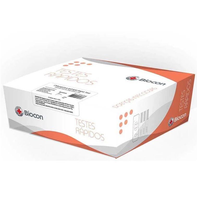 HIV Tiras 20 TESTES - BIOCON