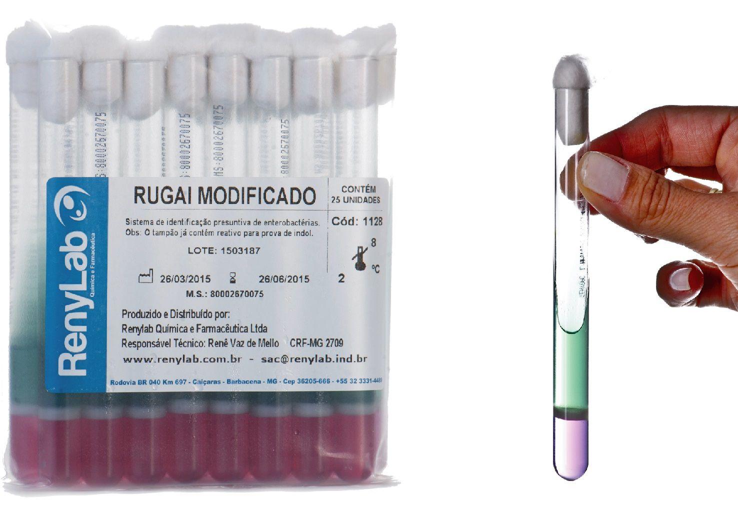 MEIO RUGAI MODIFICADO C/25UNID