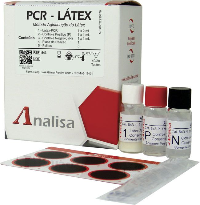 PCR LATEX 2ML GOLD ANALISA