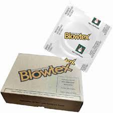 PRESERVATIVO BLOWTEX S/ LUBRIFICANTE CX C/144