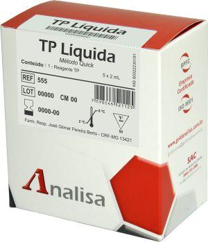 TAP GOLD ANALISA - 80 TESTES
