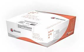 TROPONINA I RAPID TEST - 1,0 ng/mL - C/20 - BIOCON