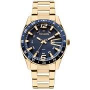Relógio Technos Masculino Dourado Performance Racer - 2115LAJ/4A